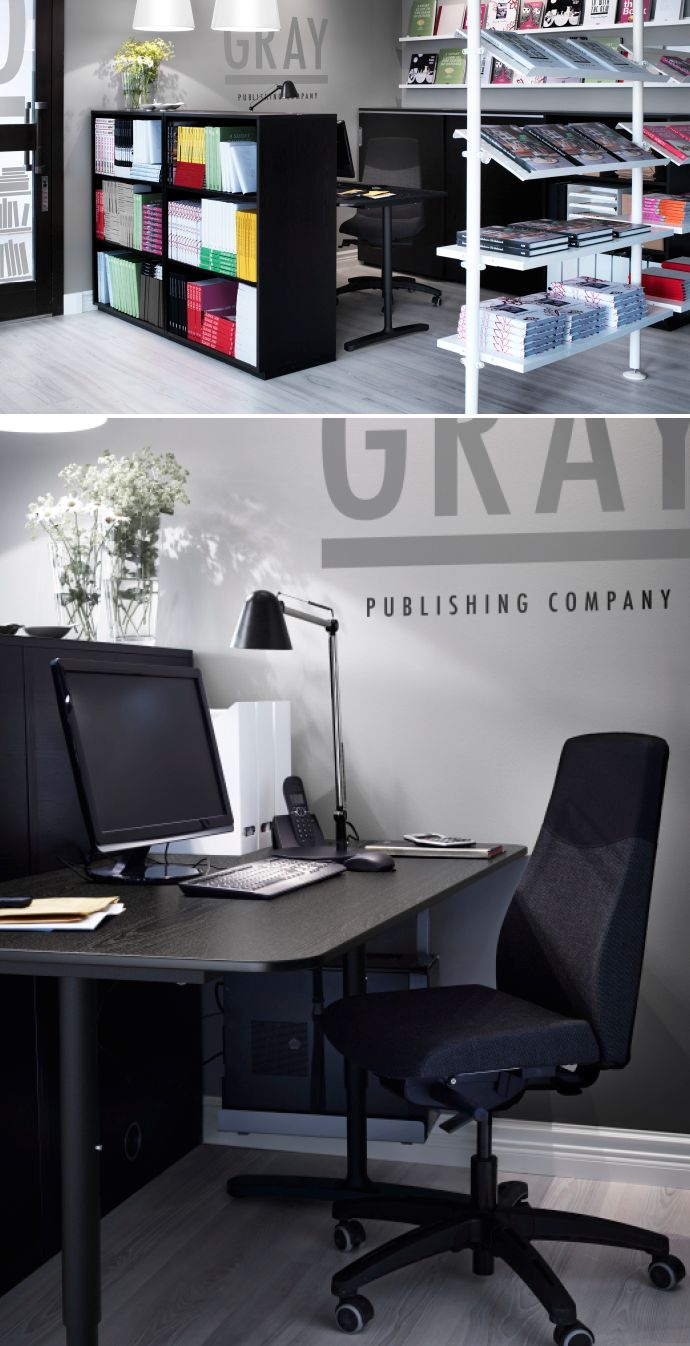 Using Storage Units That Can Be Free Standing And Look Good From All Sides Is A Great Way To Create Sections Or Private Areas Within An Open Office Plan