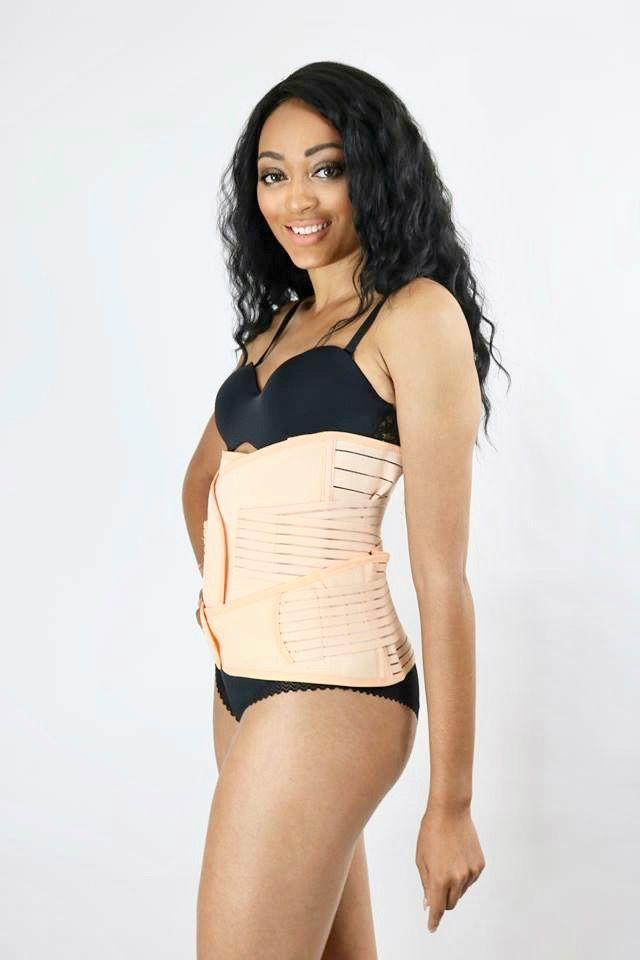 d4e4a3d889e0a 3 Piece Shaper 3 in 1 trainer Postpartum Tummy C-section Corset Postpartum  Postnatal Recovery Diastasis Recti Splint Belly Support Girdle Belt  Slimming Belt ...