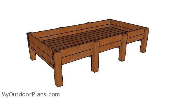 145 Best Images About Planter Box Plans On Pinterest 400 x 300