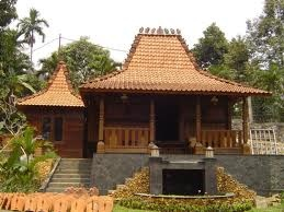Javanese Traditional House