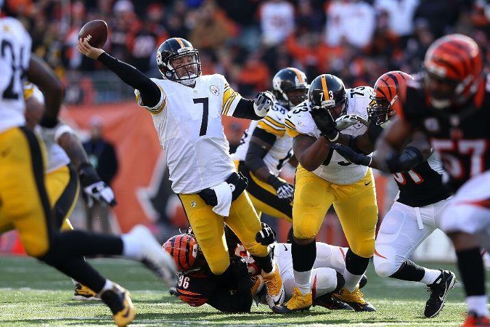 Pittsburgh Steelers vs. Cincinnati Bengals - Photos - December 07, 2014 - ESPN