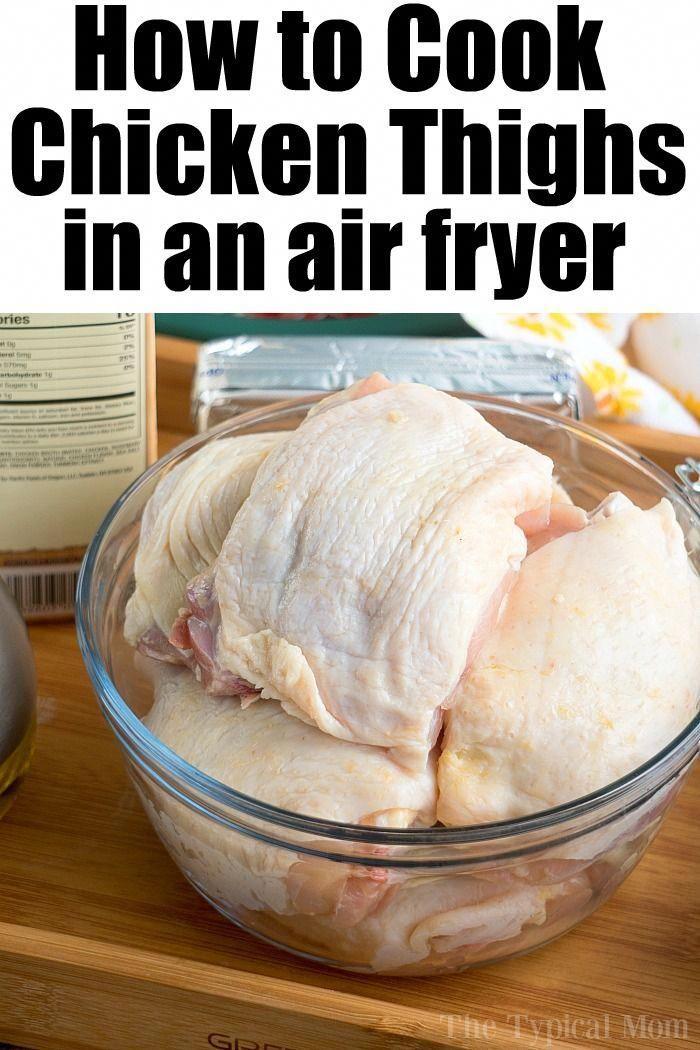 geeignete Lebensmittel für Luftfritteusen #AirFryerFoods