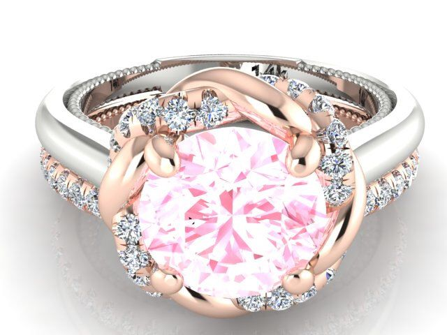 Bohemian Wedding Rings 021 - Bohemian Wedding Rings
