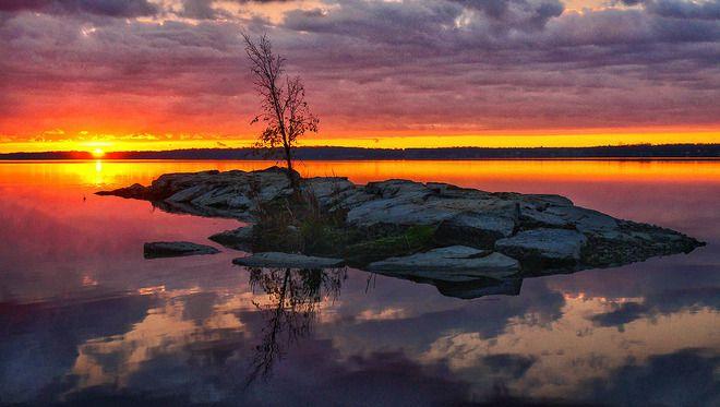 Bay Of Quinte Morning Sunrise Belleville, ON