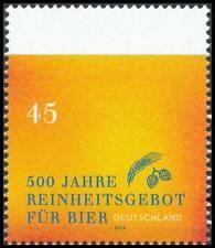 BRD MiNr. 3229 ** 500 Jahre Reinheitsgebot für Bier, postfrisch