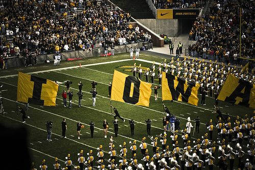 Iowa Hawkeye Football Schedule | Is This Hell? No, It's Iowa