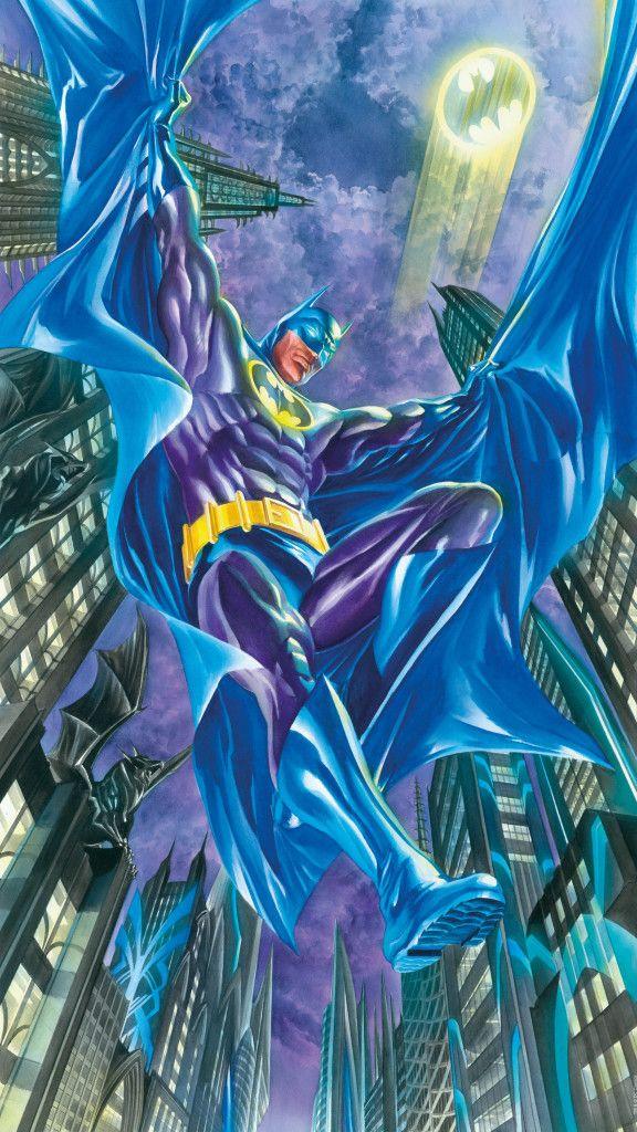 Batman - Alex Ross | Posters & Art | Pinterest | Batman ...