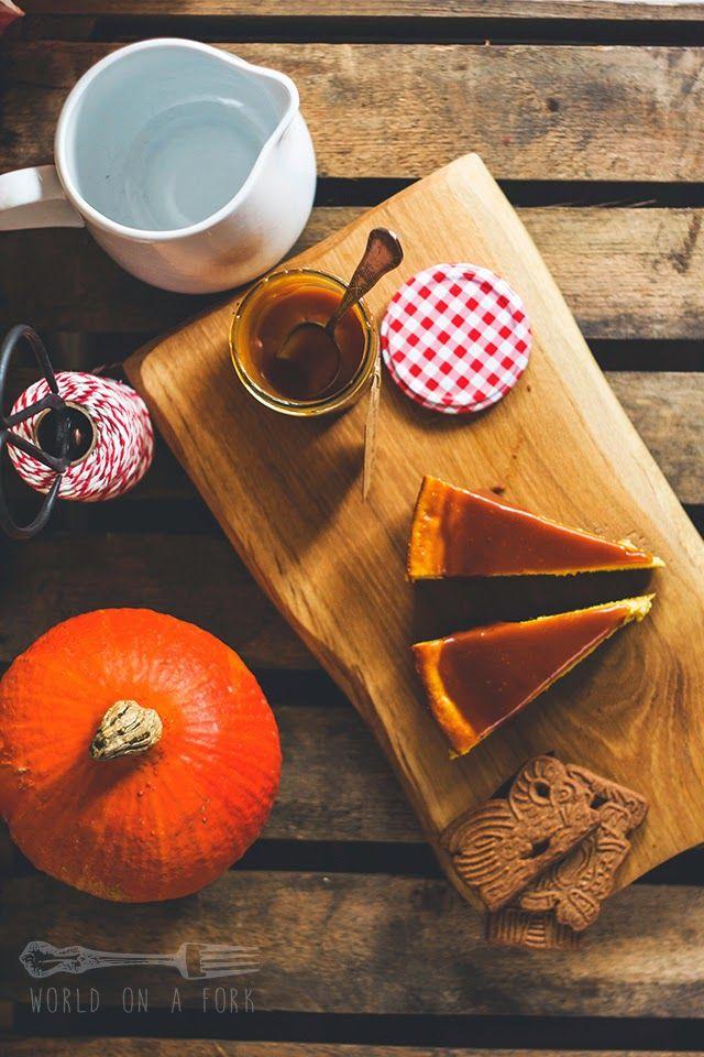 #pumpkin #cheesecake #calabaza #autumn #hellocourses #estilsimo #culinario #hellocreatividad