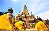 dag 7 Kanchanaburi - Phitsanulok