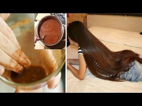 Esta es la mejor receta para el crecimiento del cabello, pruébala y te sorprenderá! - YouTube