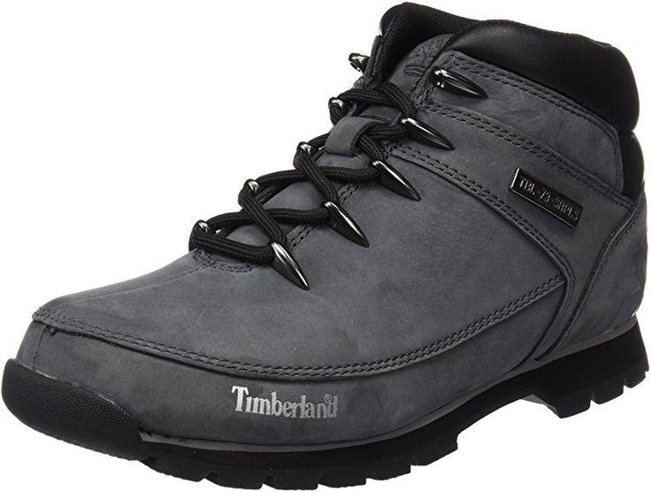 Timberland Herren Euro Sprint Hiker Chukka Boots, Grau (Grey Reflective), 40 EU: Amazon.de: Schuhe & Handtaschen