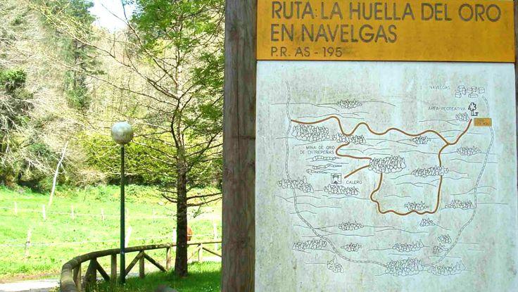 Podrás visitar minas de oro romanas, así como restos etnográficos presentes en todo el camino http://blgs.co/o4UF8V