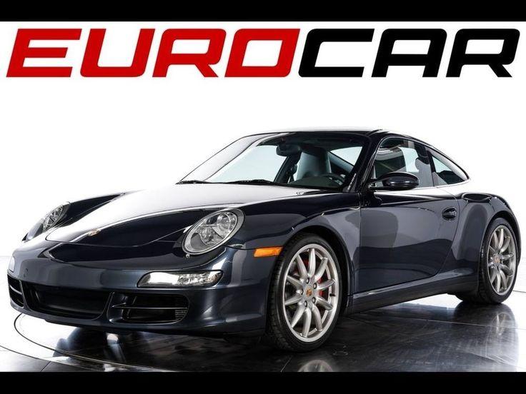 2006 Porsche 911 Carrera 4S - 6 SPEED MANUAL TRANSMISSION, IMPECCABLE CONDITION
