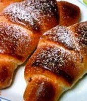 ⇒ Le nostre Bimby Ricette...: Bimby, Cornetti di Pasta Brioche
