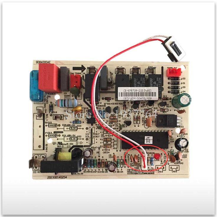 100% new for CE-KFR90GW/I1Y CE-KFR70W-21E tested for Midea KFR-70GW/DY-T6 Air conditioning board computer board / circuit board #Affiliate