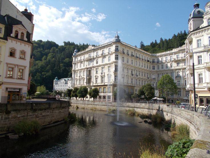 Karlovy Vary,Grandhotel Pupp