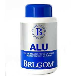 Belgom Alu Aluminium Alloy Polish for Motorcycles/Cars plus Free Polishing Cloth - 250ml bottle - http://www.biketrade.co.uk/?product=belgom-alu-aluminium-alloy-polish-for-motorcyclescars-plus-free-polishing-cloth-250ml-bottle