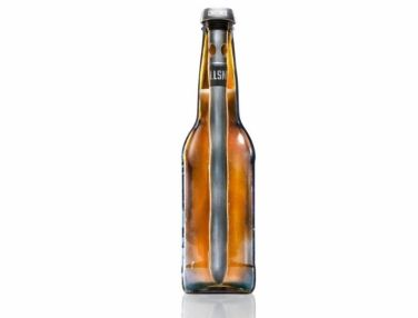Chillsner Beer Chiller Set. Your cold ones stay cold from the first sip to the last!