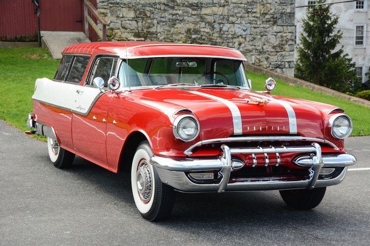 Pontiac Star Chief Safari 1955.                                                                                                                                                                                 More