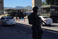 Taís Paranhos: Rio: Homem morre em tiroteio com fuzileiros navais...