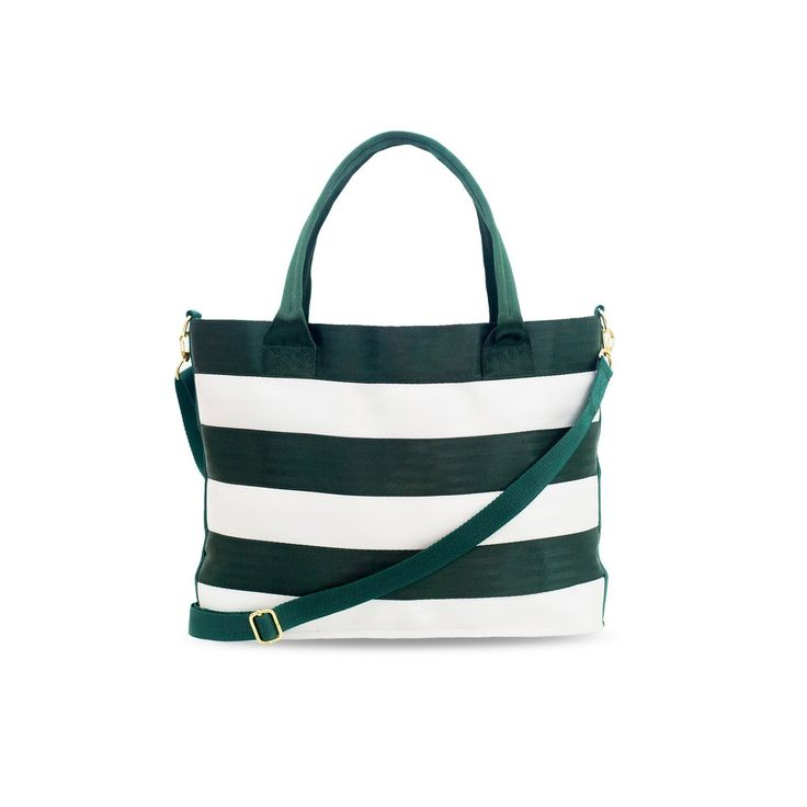 Seat Belt Beach Bag - Handcrafted and sourced in Malaysia - Upcycled using discarded seat belts - Sustainable and Ethical Fashion Accessories