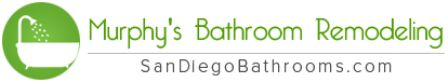 Murphy's Bathroom Remodeling has renovated hundreds of bathrooms in the San Diego area.  Visit http://www.sandiegobathrooms.com/