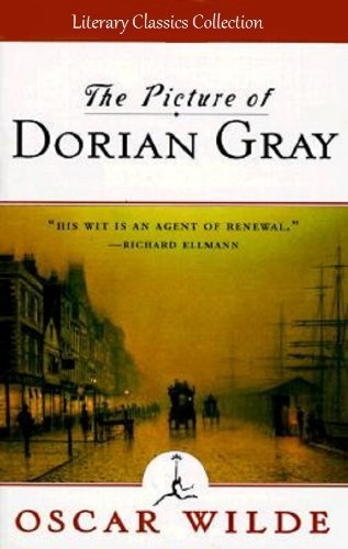 Written Text: 'The Picture Of Dorian Gray' by Oscar Wilde
