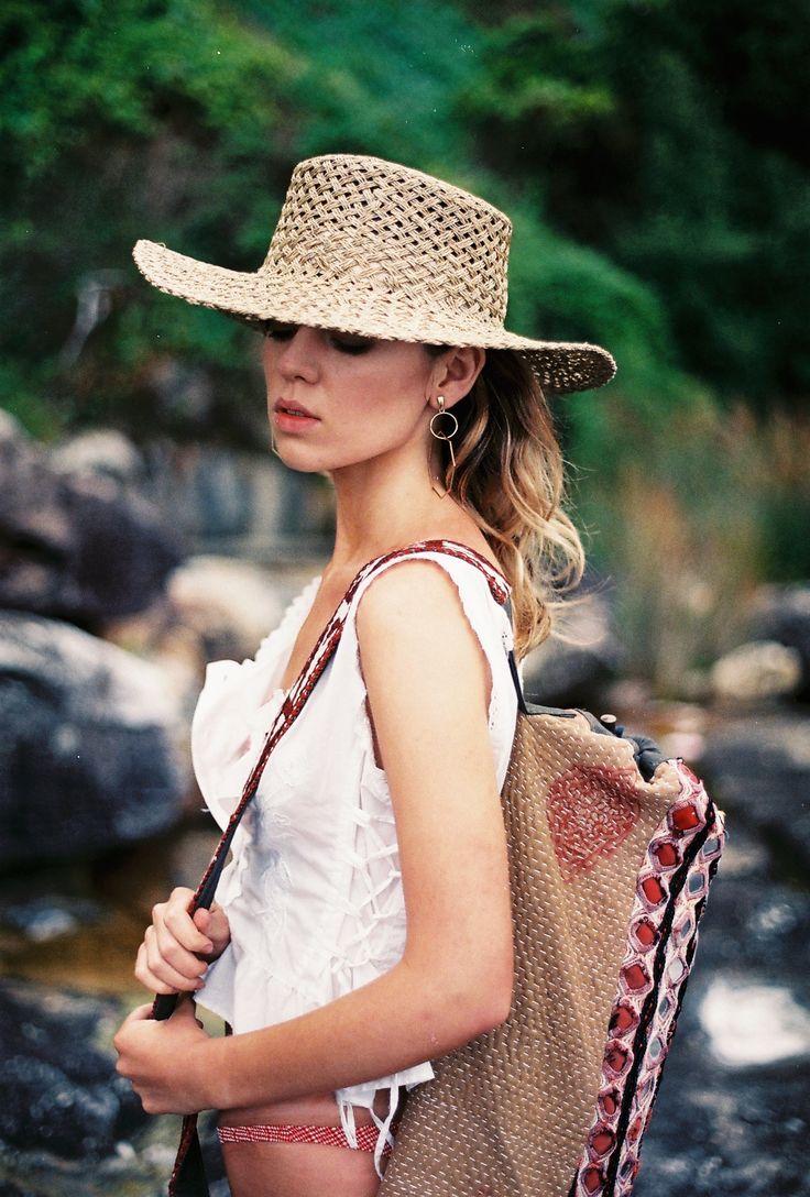 Ondine on film '16_nagnAta artisanal yoga mat bag www.nagnata.com