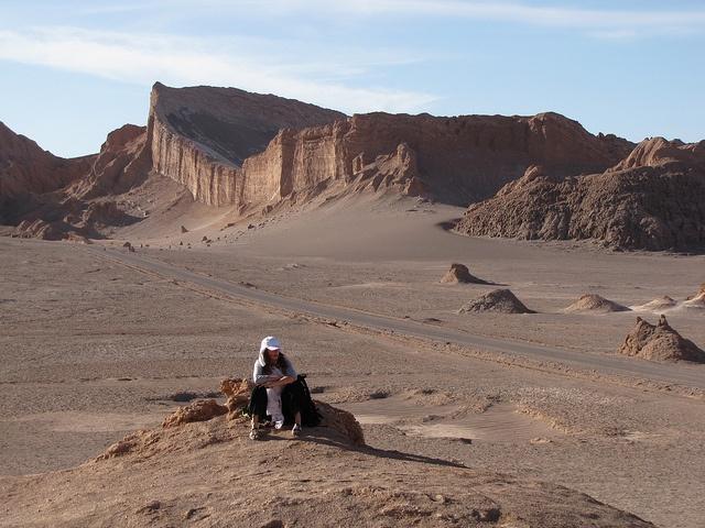 Valley of the MoonAtacama Deserts, The Moon