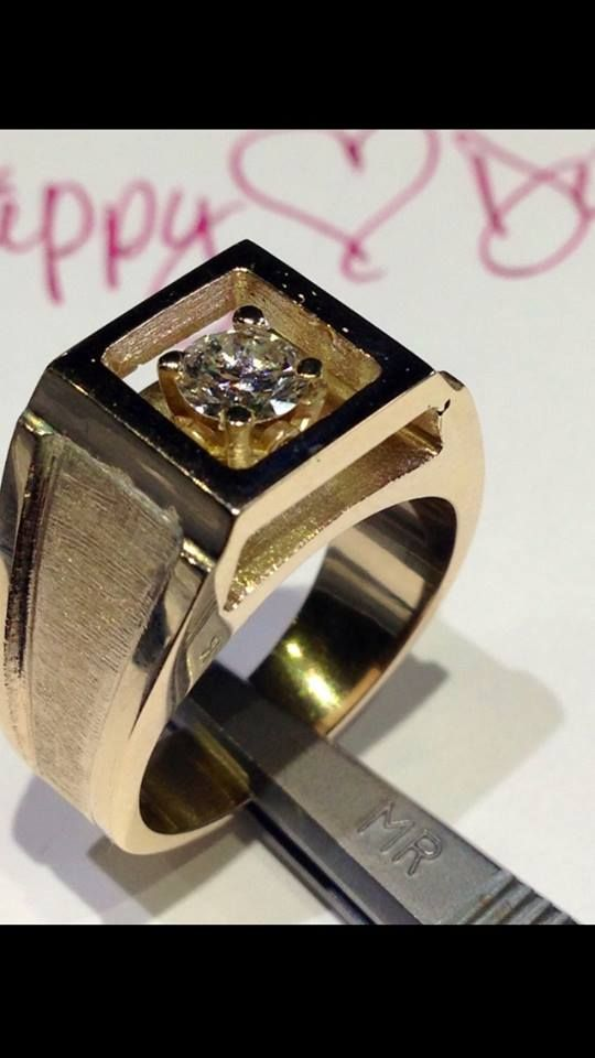 What is the meaning of a pinky ring for a man?