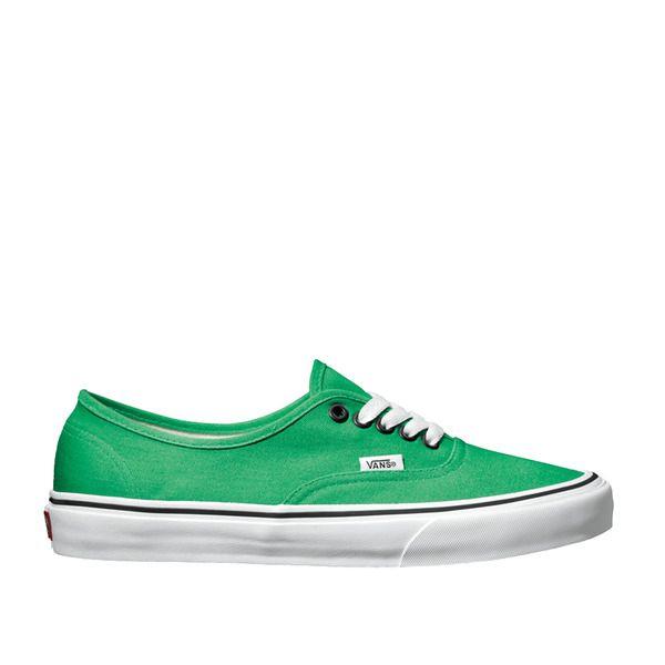playeras vans verdes