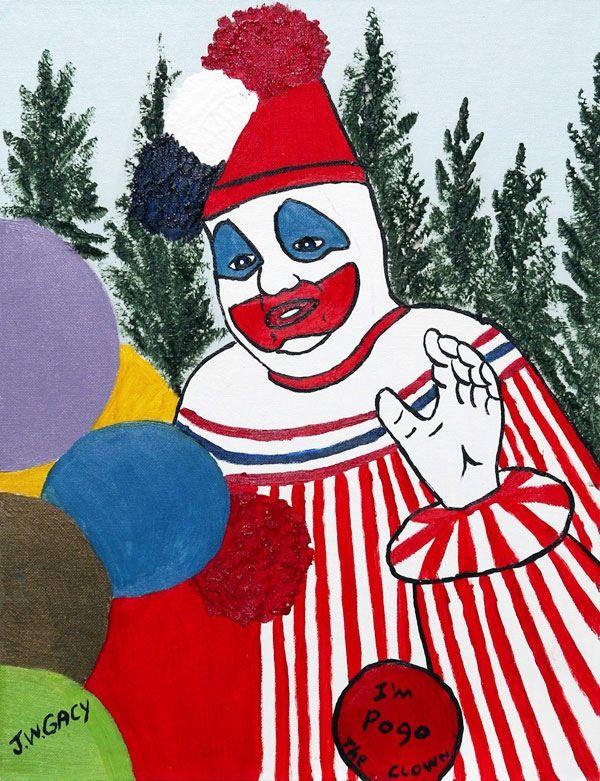 ジョン・ウェイン・ゲイシー(1942年〜1994年)。殺害人数:33人の少年 ピエロの姿を好んだことにより「キラー・クラウン」とも呼ばれ、スティーヴン・キングの小説「IT」の殺人鬼ペニーワイズのモデルとも言われています。また彼の描いたピエロの絵は非常に高額で取引されています。