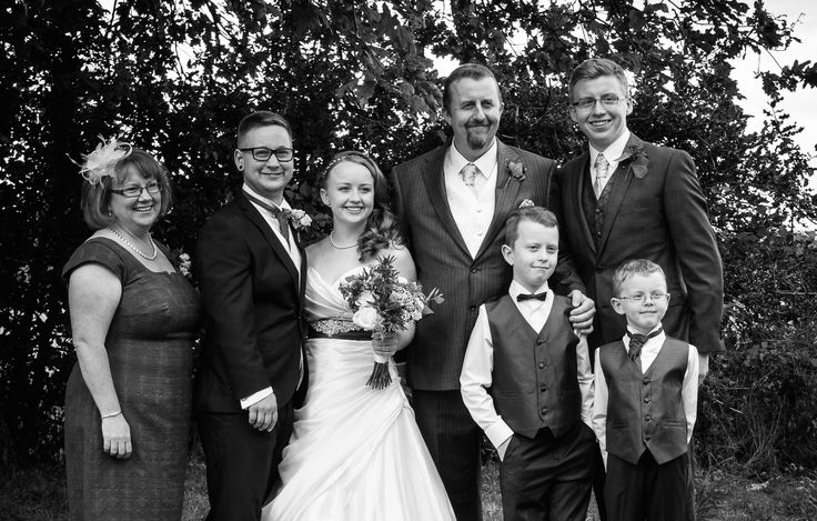 My family <3  16/08/2014