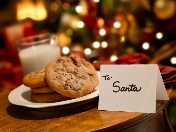 Babbo Natale conta su di te: ecco i biscotti da fargli trovare la notte della Vigilia