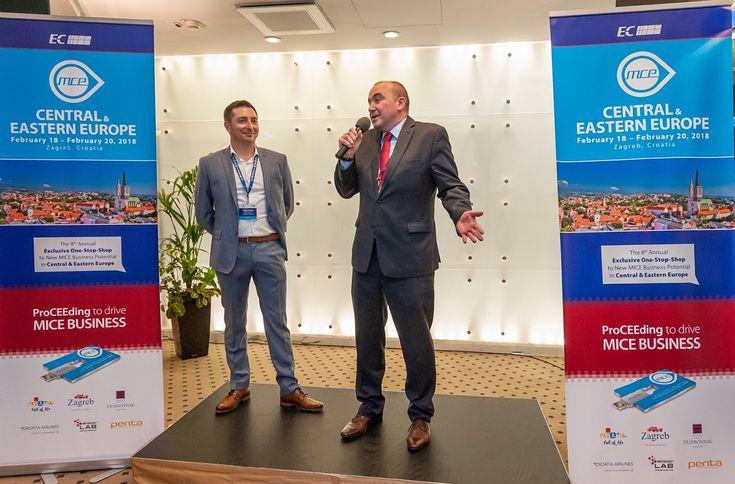 Europe Congress' 8th MCE B2B Forum Attracts 150 Destinations to Zagreb