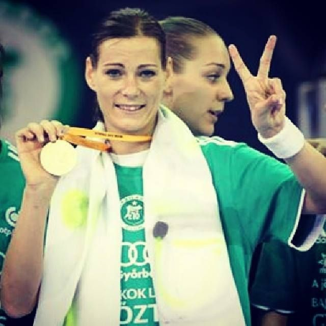 Görbicz Anita, i think she is the best handball player of all time