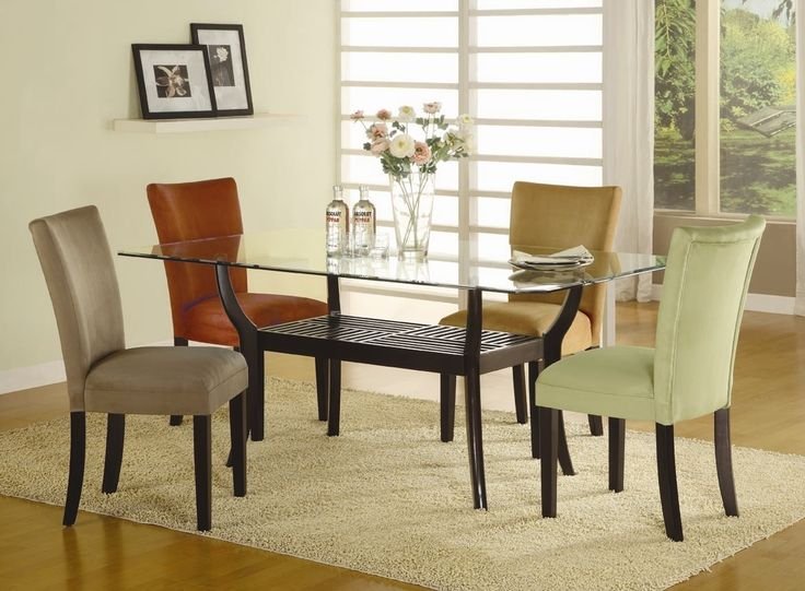Perfect Morro Bay 5 Piece Dining Set | Wayfair
