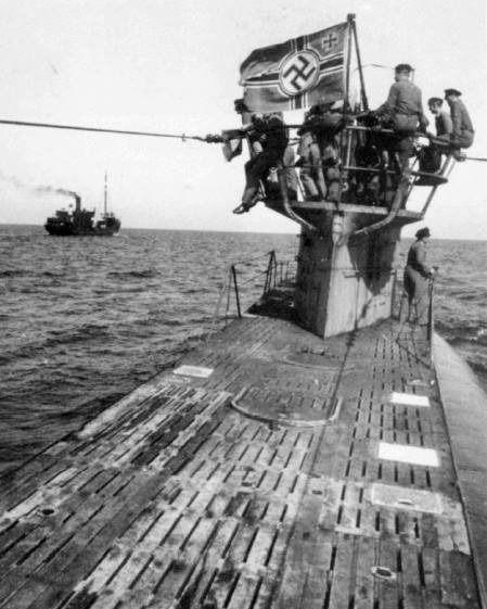 U boat//.,mar16 | The Second World War «˜~´•*˚º ...