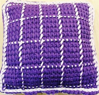 Free Crochet Patterns Zpagetti : 1000+ images about Hagamos almohadones tejidos! on Pinterest Pillows ...