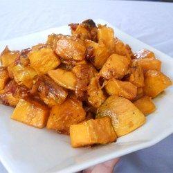 Tempura-Glazed Sweet Potatoes With Crispy Panko Recipe — Dishmaps