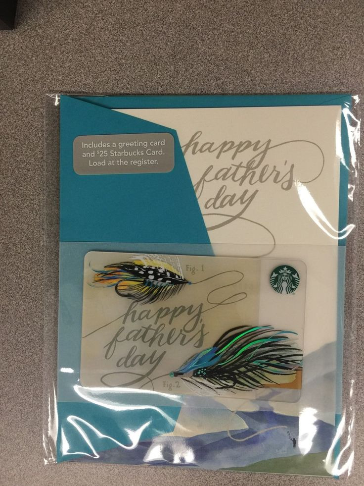 Starbucks gift card Canada bilingual French and English. Matching greeting card. No balance on card. Pin intact. For collectors only.
