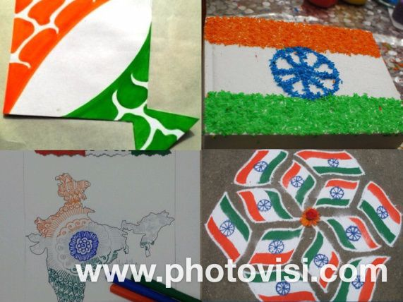 DIY Indian Independence day