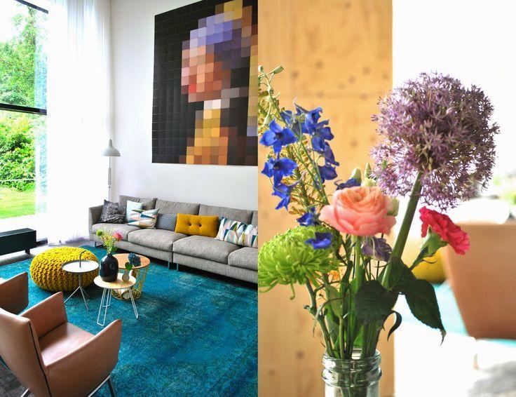 59 best ftwl overdyed carpets images on pinterest for Femkeido rotterdam