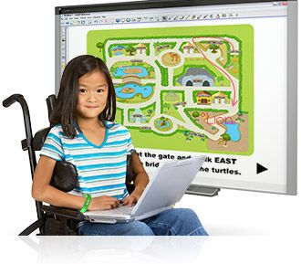 SMART Boards for special education - SMART Technologies