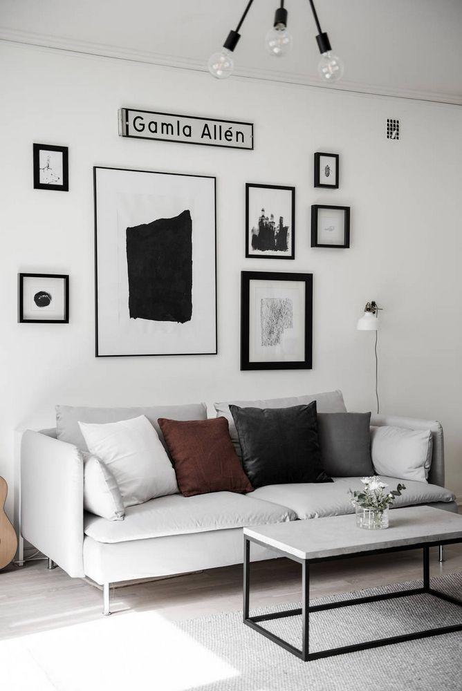 607 besten wohnzimmer skandinavisch bilder auf pinterest Wohnzimmer scandi style