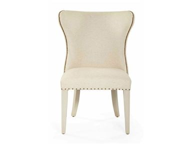 Bernhardt Dining Room Upholstered Wing Chair Walter E