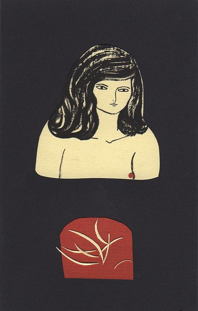 collage by kaye blegvad, via Flickr