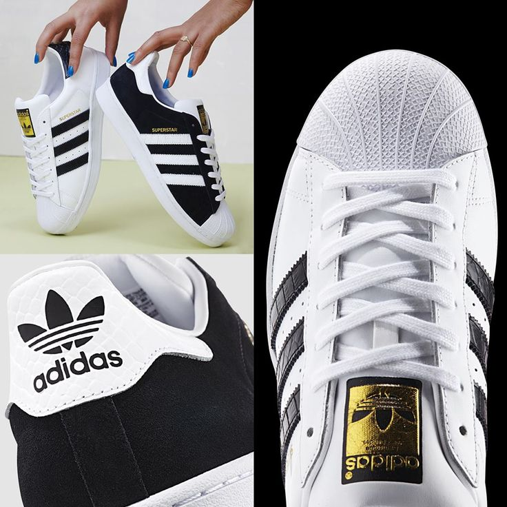 adidas superstar 2 vs 1
