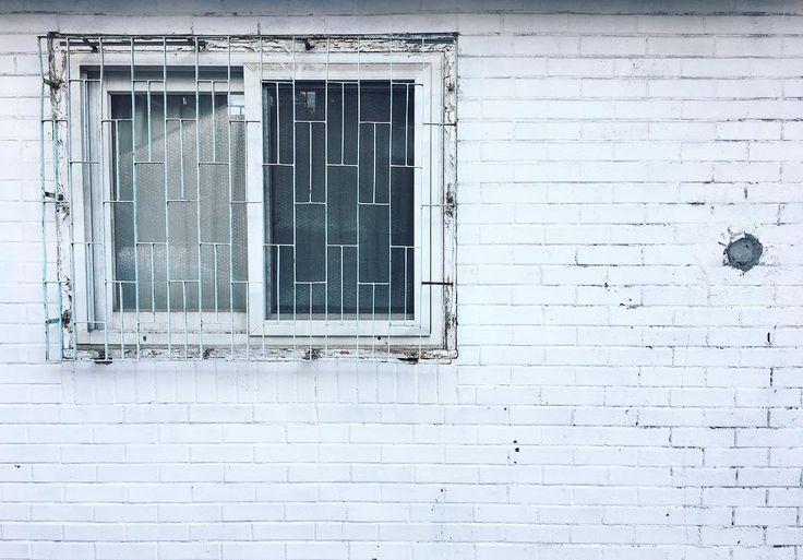 Walls and windows. Clearing away the cobwebs.          #whitewalls #metalbars #white #citystreets #연남동 #imagineyourkorea #iseoulu #ig_korea #photogsinkorea #seoulkorea #visitseoul #seoulinspirit #seoul_korea  #visit_korea #seoulsnap #koreabyme #barewalls #brickwall