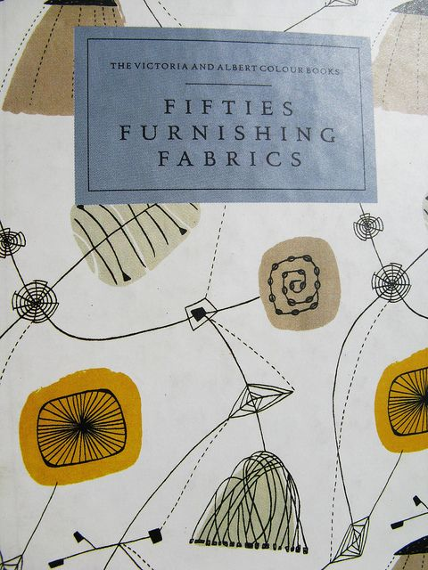Lovely thrifted book by woolly  fabulous, via Flickr